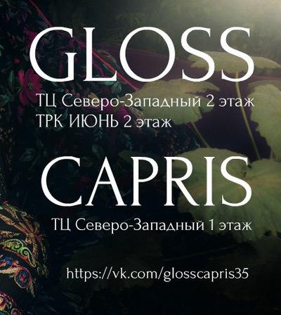 Gloss Capris