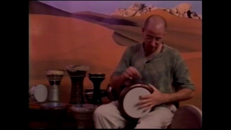 Arabic Percussion by Yinon Muallem pt 2