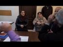 Конфликты между вице президентом Азербайджанского общества глухих 1 часть