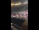 Манчестер Арена после взрыва