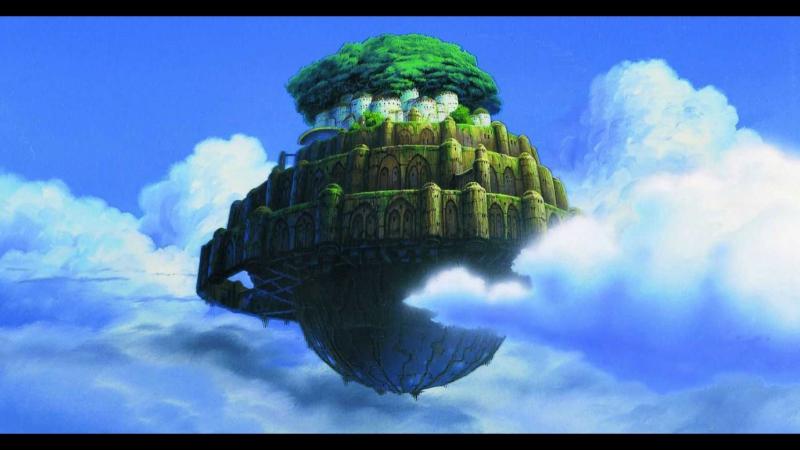 天空の城ラピュタ (Небесный замок Лапута) - 1986 | Art Rus Amino LIVE