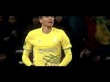Марин Томасов закатывает в ворота Патрисио | Kuanishakliev | vk.com/nice_football