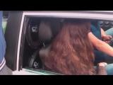 Автомобильные приколы и девушки ведутся на машины! Авто приколы с девушками, на дорогах с пешеходами