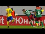 Локомотив - Злин 3-0 Все Голы и Основные Моменты Lokomotiv Moskva vs Zlin 3-0 All goals and Highlights
