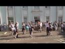Танец на школьный выпускной