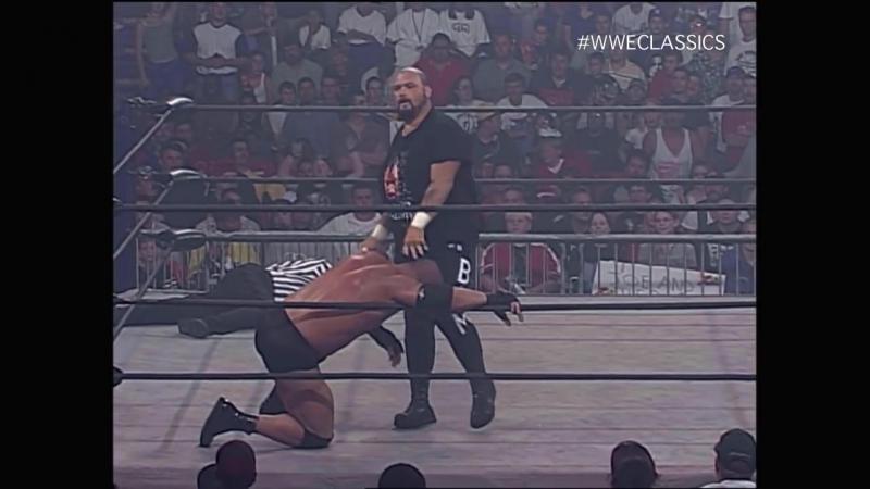 Goldberg vs Bam Bam Bigelow, 9_9_99