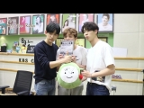 RADIO 170802 JJ Project - Behind @ KBS Cool FM Lee Hong Gi's Kiss The Radio.