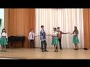 Конкурс Две звезды Выступление класса 8 В в школе буги вуги стиляги красиво танц