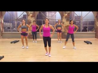 ICE – Metabolic Total Body - Cathe Friedrich