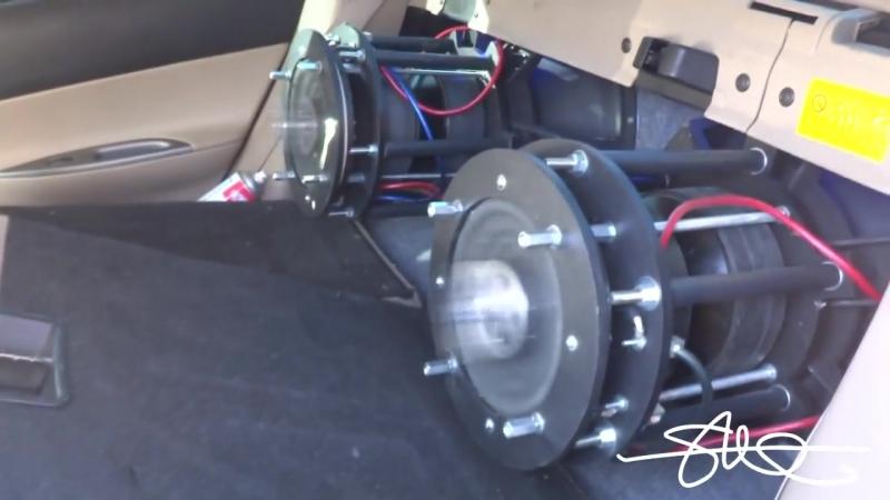 ✘ Car Audio Nigga Sound Насосы