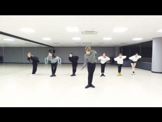 TAEMIN 태민 MOVE Dance Practice