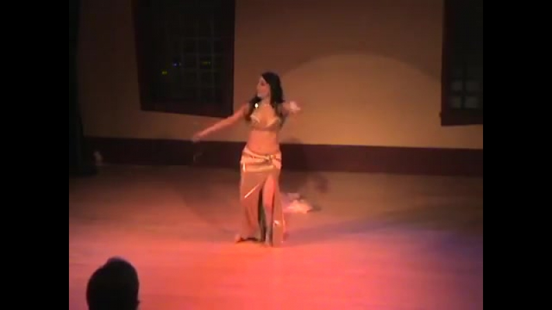 Mirah Ammal Raks Sharki (Belly Dance) at Patrick's Cabaret 13558