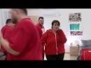 «Взвешенные и счастливые люди»: танец «красных»