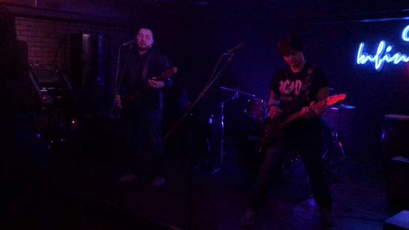 IronBallz - Smokin' Killers (20.01.18 live at Infinity)