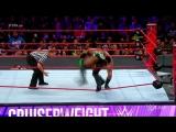 WWE 2017 12 04 RAW Fatal 4-Way Match Cedric Alexander vs. Mustafa Ali(Pakistani) vs. Drew Gulak vs. Tony Nese