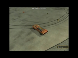 My moss for FlatOut transparent machine without collisions
