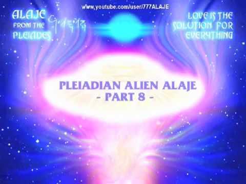 Part 08 Pleiadian Alaje English Spoken - Русские субтитры