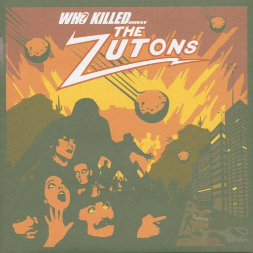 The Zutons альбом Who Killed The Zutons?