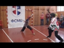 Russia Moscow Cup FSMB 2012 two swords 10 fight два меча Саблин Куртымов