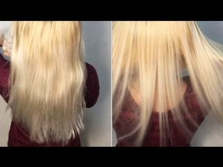 Botox волос