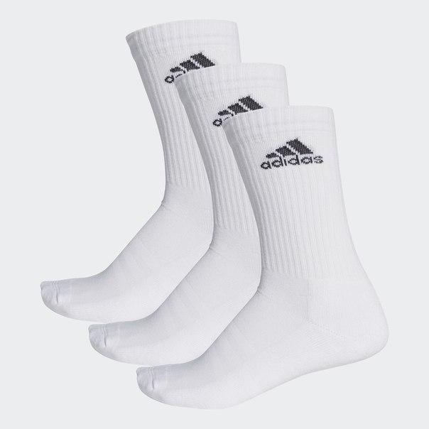 3 пары носков CREW HALF CUSIONED