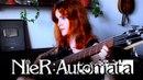 NieR Automata Amusement Park Gingertail Cover