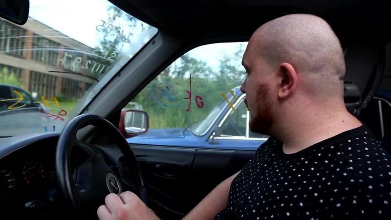 [Siberian Beard] Гоняем на РАСПИЛЕ без пробега по России Subaru Forester
