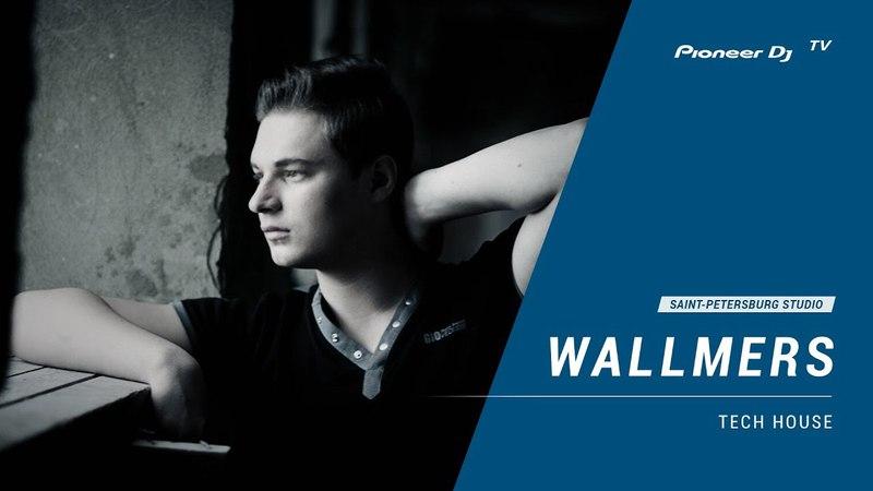 WALLMERS @ Pioneer DJ TV   Saint-Petersburg