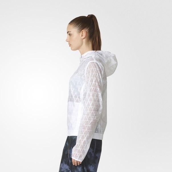 Куртка для бега Transparent