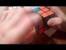 Как собрать кубик Рубика 3×3.Часть 3/7Второй слой