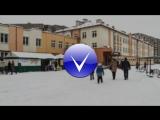 Избиратели на участках в филиале Гимназии №1.