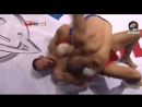Ali Isaev TKOs Vladimir Daineko in 2R (FNG)