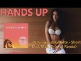 20 Fingers Gillette - Short Dick Man (T-o_o Remix)