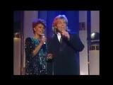 Dieter Bohlen (Blue System) duet with Dionne Warwick - It's All Over (Telestar, 12.12.1991)