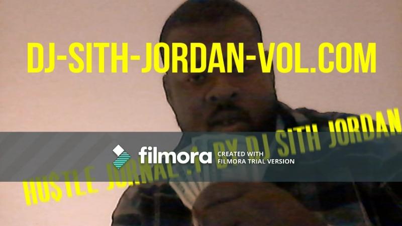 Hustle jurnal 1 by dj sith jordan