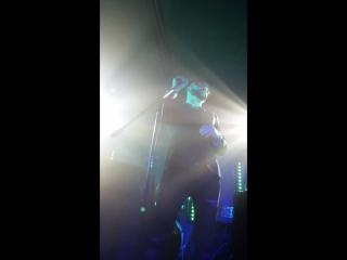 16.12.17 The DARKEST NIGHT DJ DERO (OOMPH!), Club Les, Moscow, Russia - Das Weisse Licht