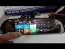 Зеркало заднего вида видеорегистратор CAR DVRS MIRROR Android