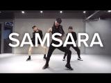 1Million dance studio Samsara - Tungevaag & Raaban / Jane Kim Choreography