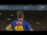 Барселона - Реал. Гол Месси (пен)