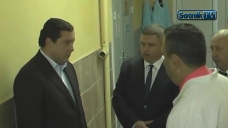 В Сафоновской ЦРБ врачам выплатили премию за 110 рублей.