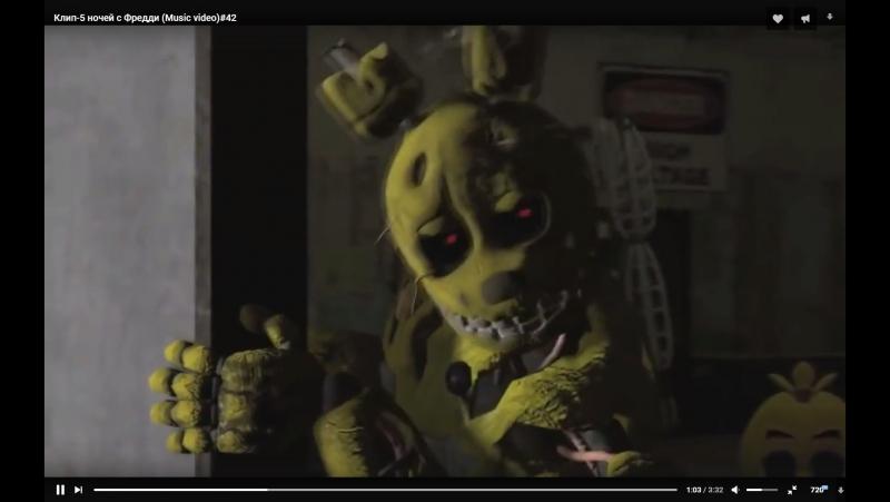 Клип-5 ночей с Фредди (Music video)42