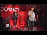 Типа Большой Stand Up концерт от Первого Хабаровского Стендап клуба  в Камеди кафе