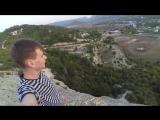 Гора Крокодил, с. Красный Мак, Крым
