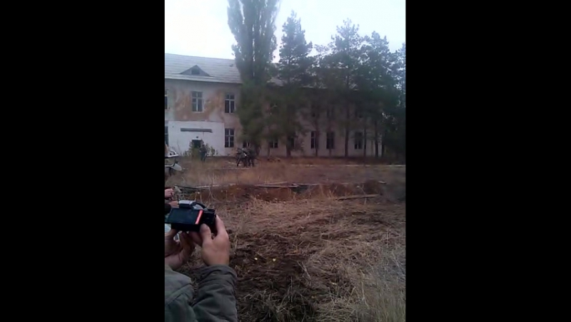 Реконструкция Сталинградской битвы 3 VID_20171021_141235
