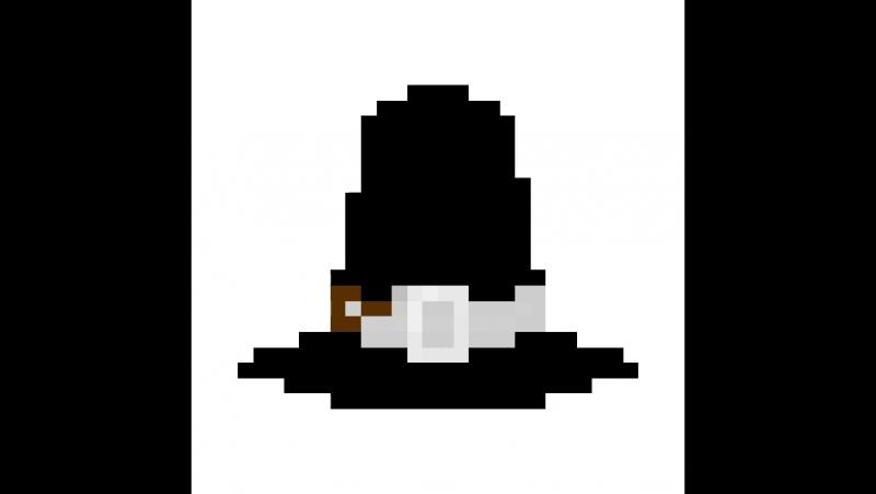 Шляпа 🎩 ведьмы 🧙♀️
