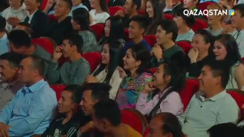 [Qazaqstan TV] КТА: Музыкалық биатлон. Үздік - НАЗАР АУДАР (22.10.2017)