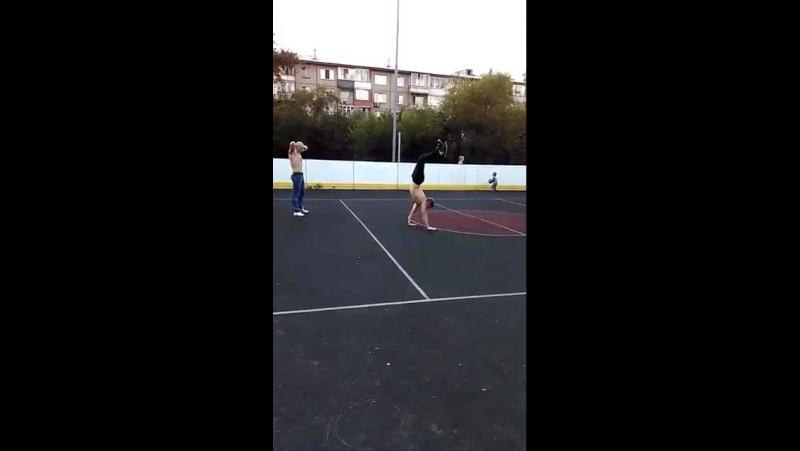 спортсмен мой.:)