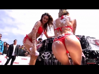 Chicas Latinas Hot Sexy Car Wash | Brazilian Girls vk.com/braziliangirls