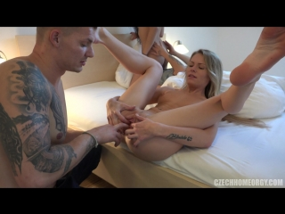 Czech home orgy 11 - part 4 [amateur, blowjob, group sex, hardcore, orgy]