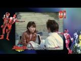 [dragonfox] Mirai Sentai Timeranger - 01 (RUSUB)
